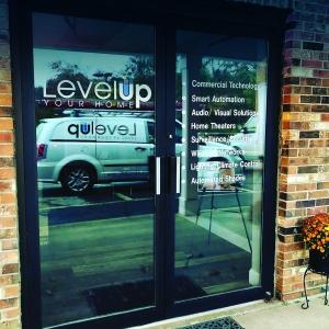 Level Up storefront
